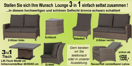 gartenmbel angebote fabulous with gartenmbel angebote cmi gartenmbel cmi angebote und aktionen. Black Bedroom Furniture Sets. Home Design Ideas