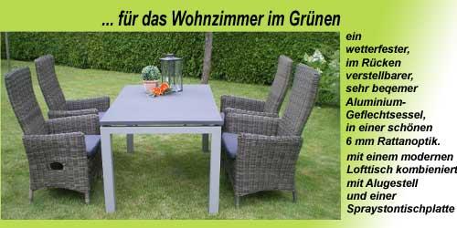 gartenmobel kunststoff rattan – reimplica, Garten Ideen